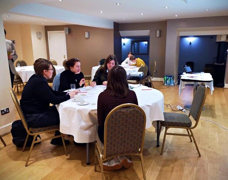 Gender Equality workshop